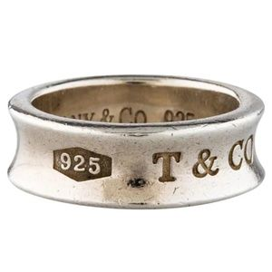 Tiffany 1837 ring